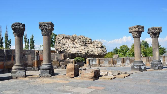 Arménskeho dátumu lokalít v USA