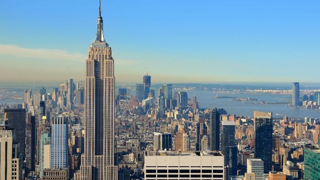 Empire State Building, USA