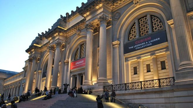 Metropolitan Museum of Art, USA