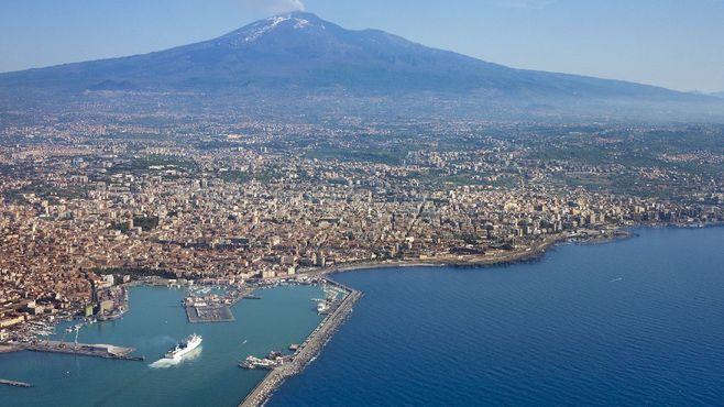 9a830c6307 Zo špičky talianskej čižmy na Sicíliu - poznávací zájazd
