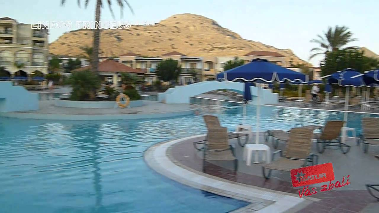 Video – Rhodos - Hotel Lindos Princess *****