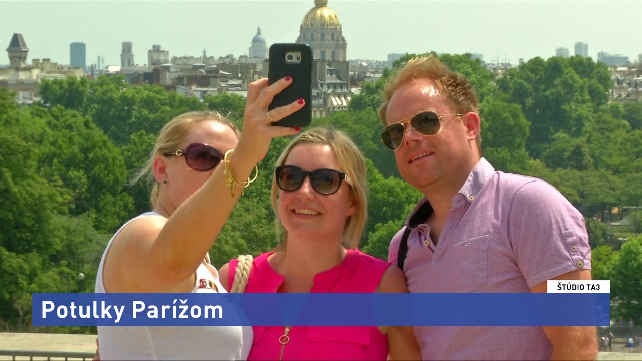 Video – Paríž - TA3 za hranicami