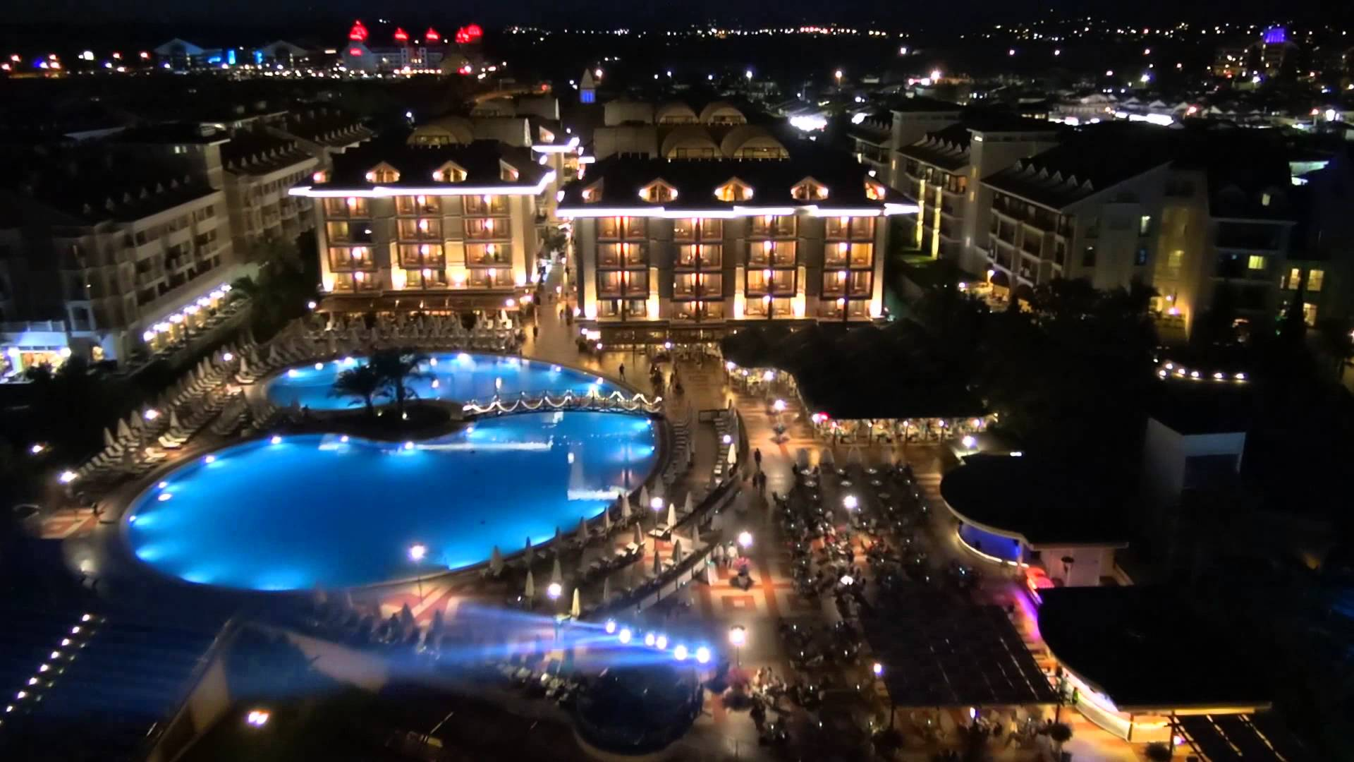 Video – Sentido Turan Prince Hotel Side. Airkopter.com