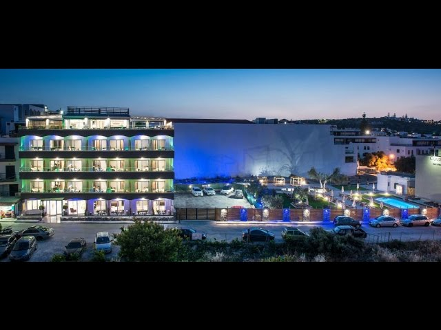 Video – Infinity Blue Boutique Hotel & Spa- Greece 4*