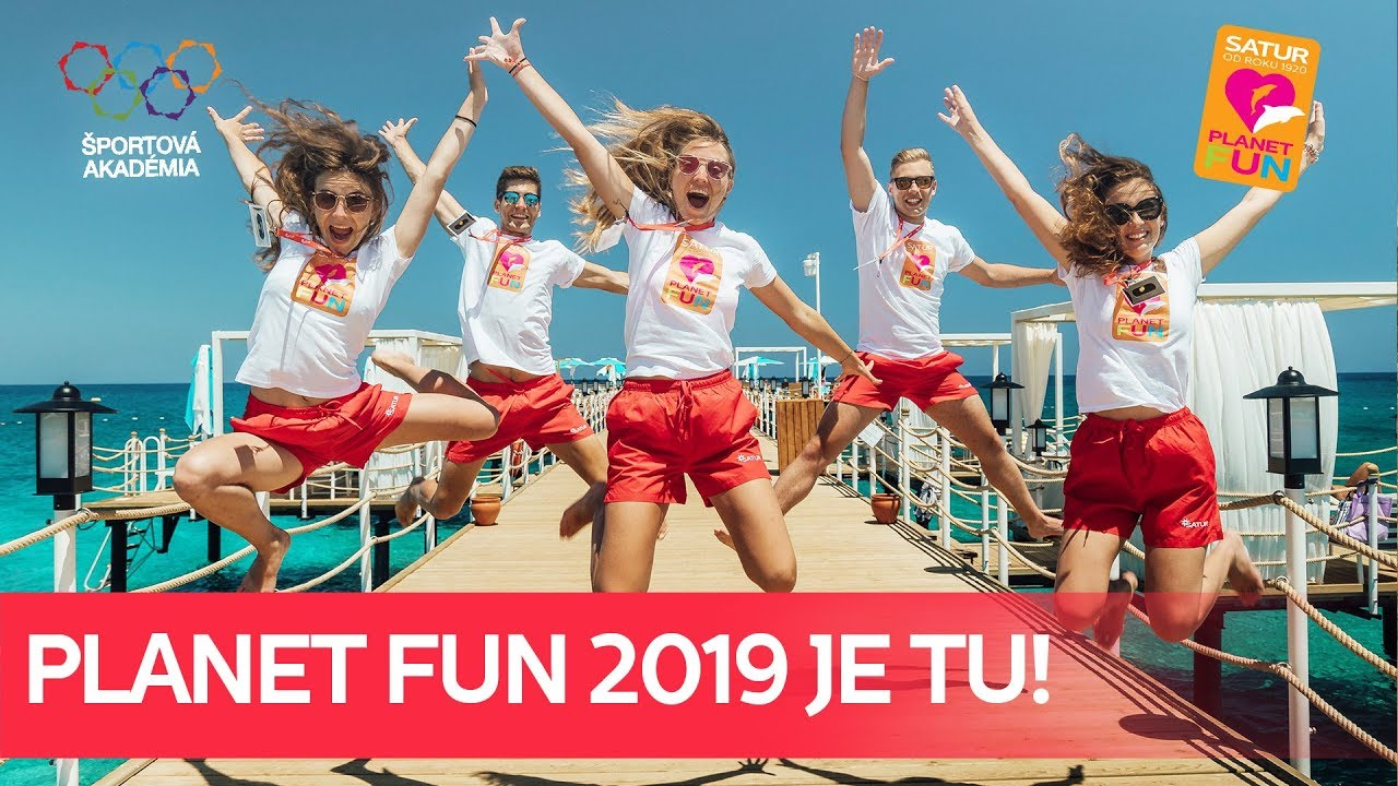 Video – Animácie Planet Fun 2019