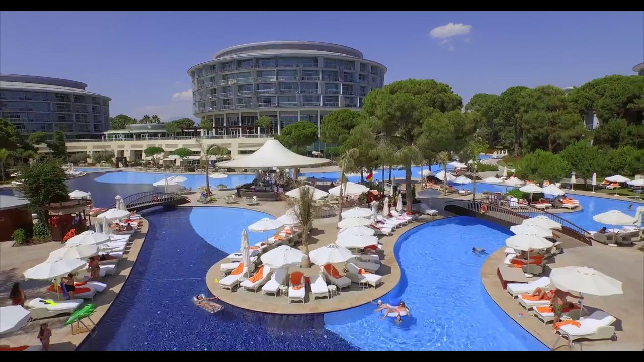 Video – Calista Luxury Resort Hotel - Belek • Antalya • Türkiye