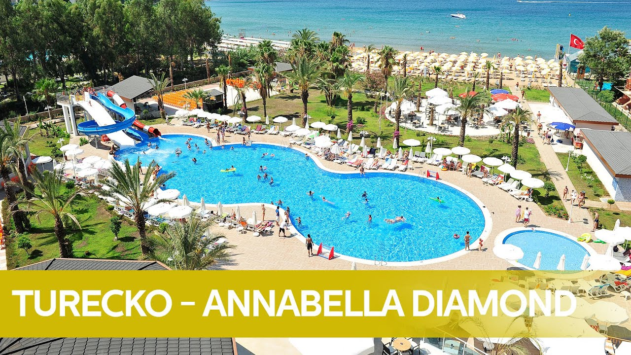 Video – Turecko - Hotel Annabella Diamond *****