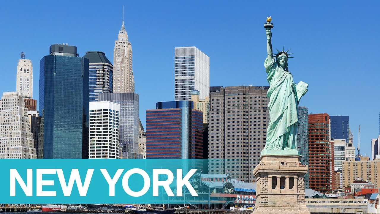 Video – New York - TA3 za harnicami