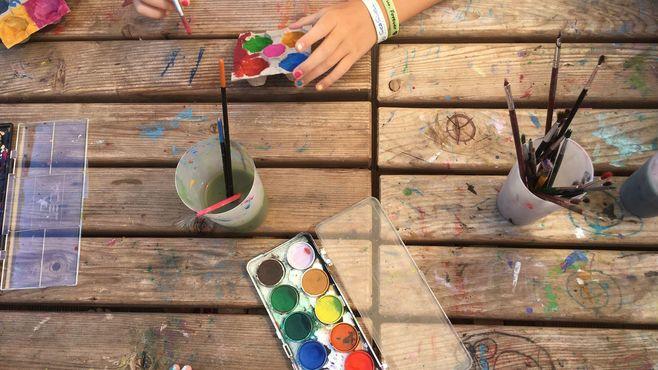 animacie satur planet fun tvorive dielnicky v seashell resort turecko