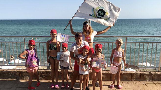 animacie satur planet fun  v hoteli paradise beach v bulharsku