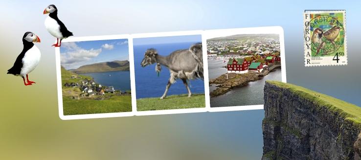 Cestokino januar - Faerske ostrovy