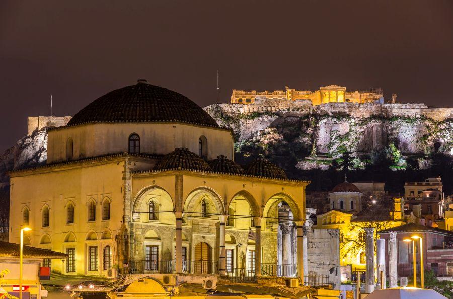 Aj grécku Akropolu sa oplatí vidieť.