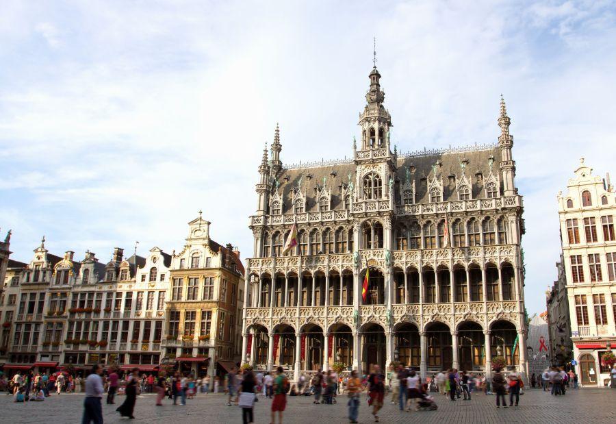 Aj hlavné mesto Európy - Brusel má svojim návštevníkom čo ponúknuť.