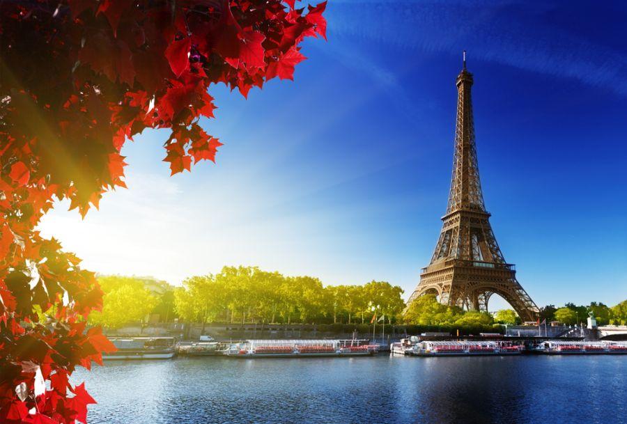 Najznámejšia dominanta Francúzska - Eiffelova veža by nemala chýbať v zozname žiadneho turistu.