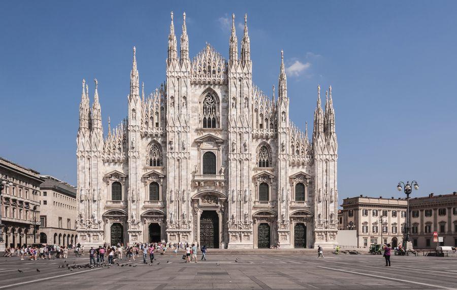 Pri návšteve Milána rozhodne neprehliadnite ani Milánsky dóm.