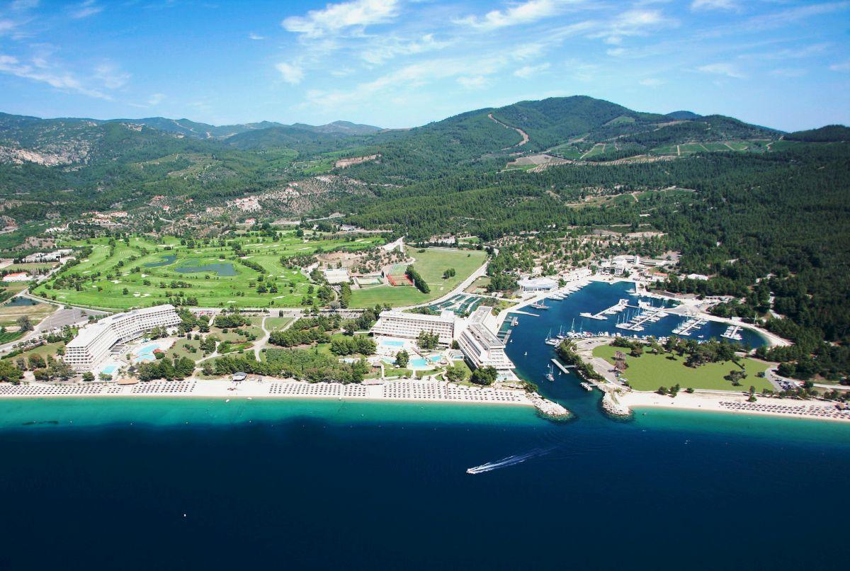 Porto Carras Grand Resort patrí k najväčším lákadlám letnej dovolenky na Chalkidiki.