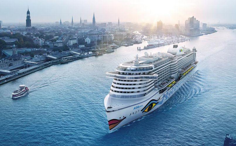 Aida Prima je novinkou medzi výletnými loďami.