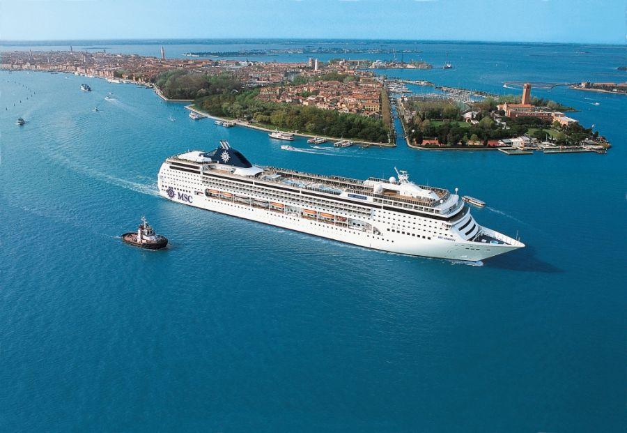 Výletná loď MSC Armonia vás prevedie po Baleárskych ostrovoch.