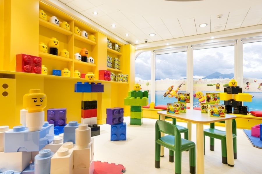Na lodi MCS Armonia budú mať o zábavu postarané aj deti.