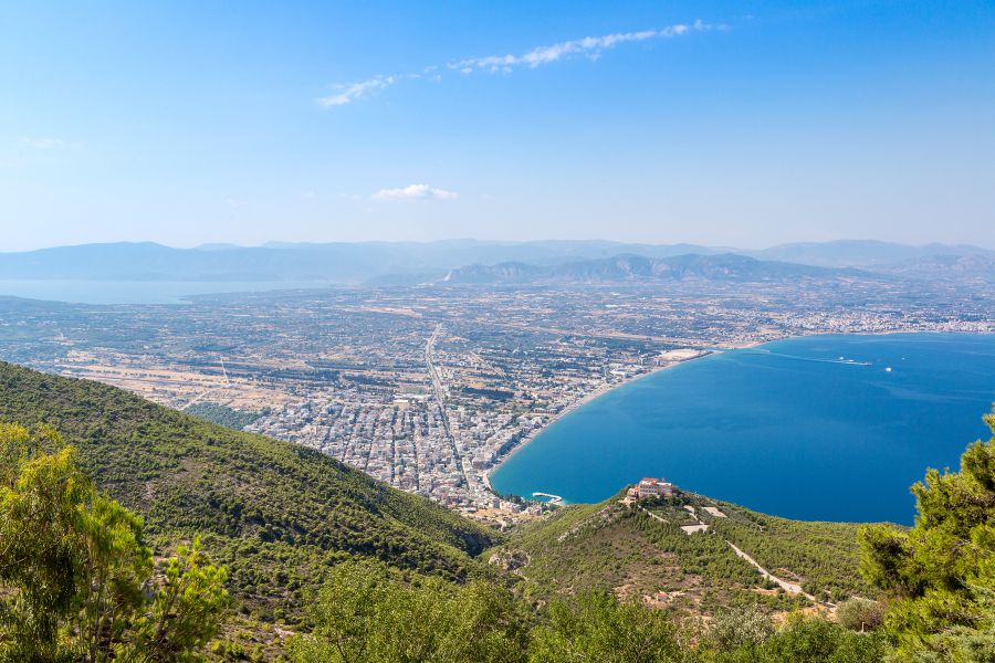 peloponez, grecko, dovolenka, leto, letna dovolenka, poznavacka, poznavaci zajazd, satur