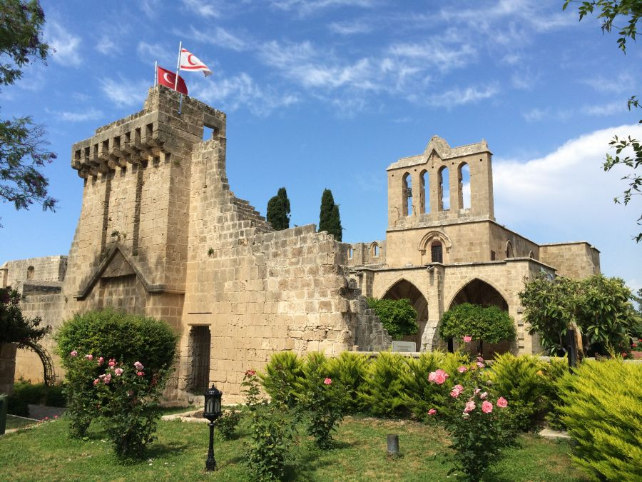 monastir, severny cyprus, dovolenka na severnom cypre, letna dovolenka pri mori