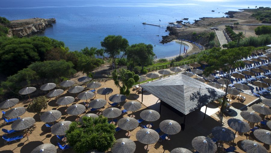 hotel malama beach, juzny cyprus, dovolenka na juznom cypre, letna dovolenka pri mori