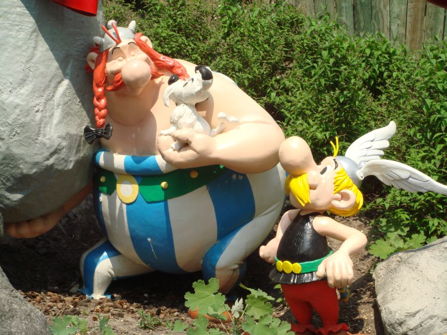 asterix park, francuzsko, poznavacie zajazdy, poznavaci zajazd, zajazdy pre deti, satur