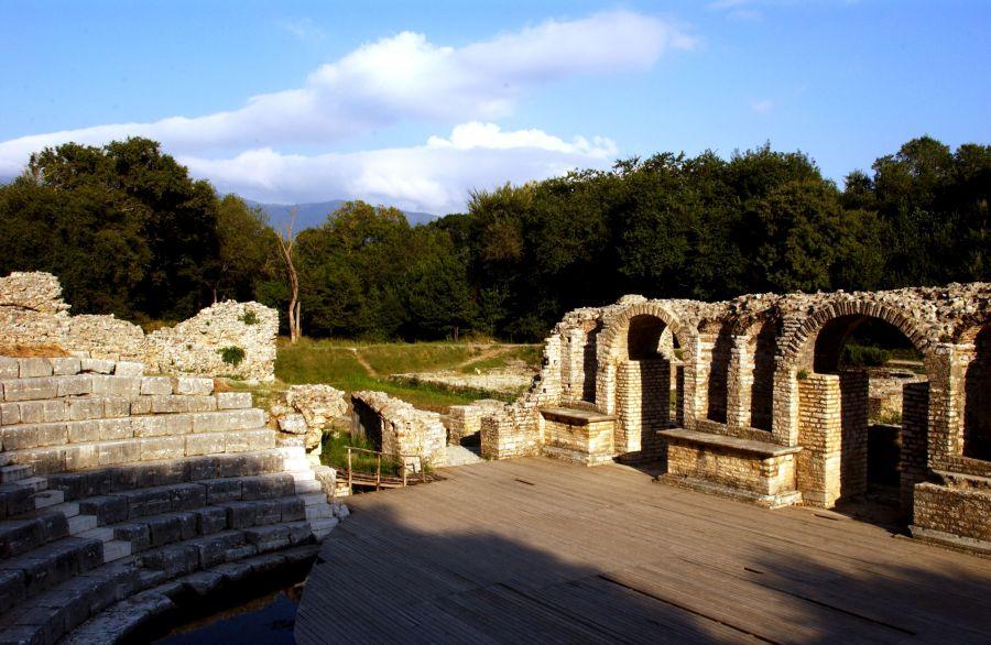 butrint, unesco, albansko, pamiatky, dovolenka v albansku, letna dovolenka, dovolenka pri mori, satur