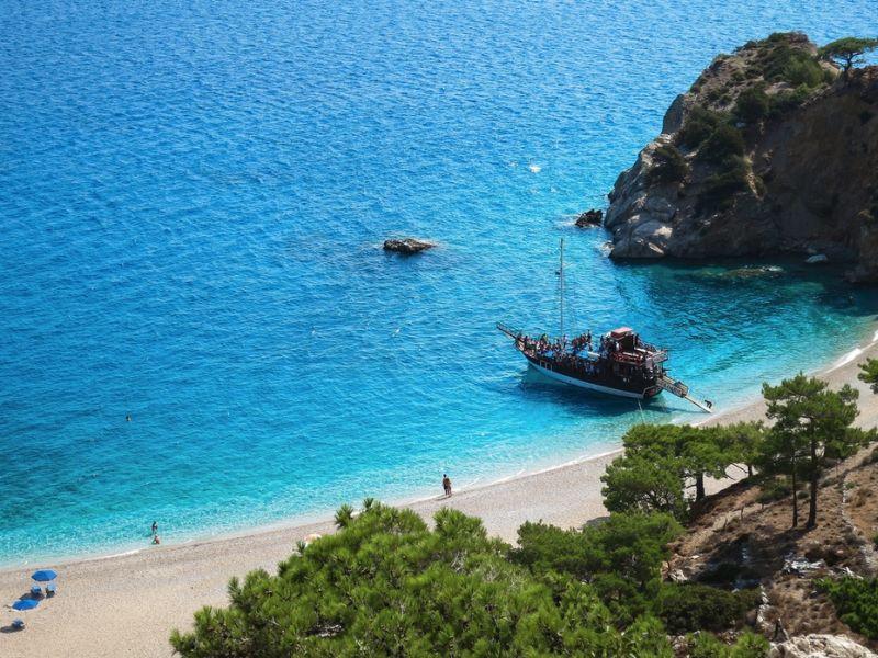 grecko, apela beach, letna dovolenka v grecku, letna dovolenka pri mori, satur