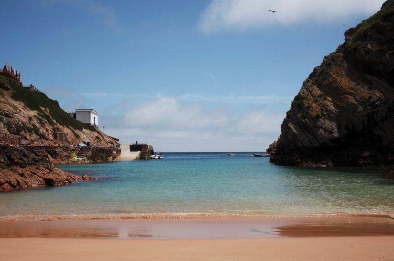 berlenga, portugalsko, plaz, letna dovolenka v portugalsku, letna dovolenka pri mori, satur