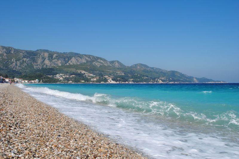 kokkari, plaz, grecko, letna dovolenka v grecku, letna dovolenka pri mori, satur