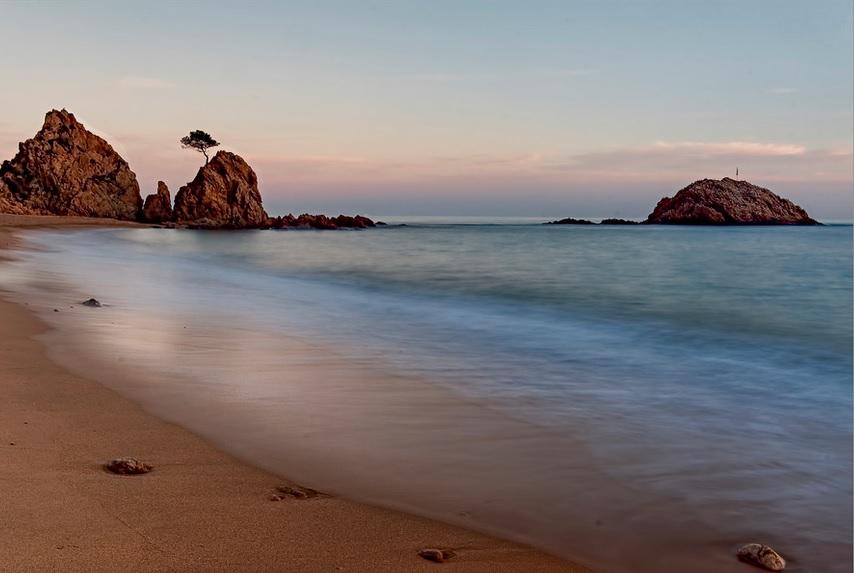 tossa de mar, spanielsko, costa brava, letna dovolenka pri mori, letna dovolenka v spanielsku, satur