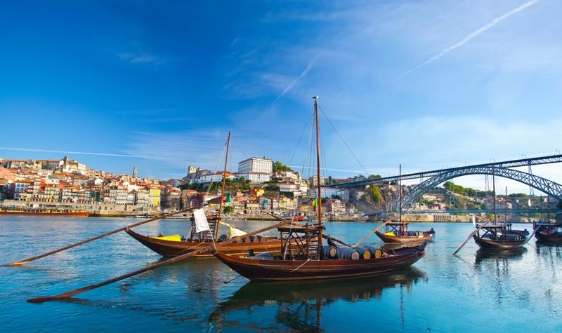 rabelo, lod, portugalsko, portske vino, letna dovolenka v portugalsku, poznavaci zajazd, satur