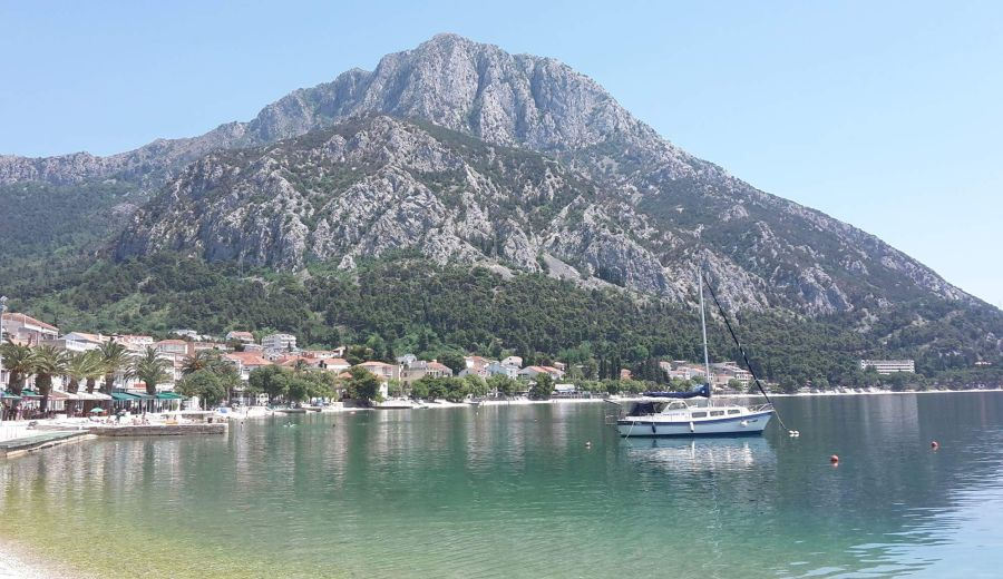 pohorie, rilic, gradac, chorvatsko, letna dovolenka v chorvatsku, letna dovolenka pri mori, satur