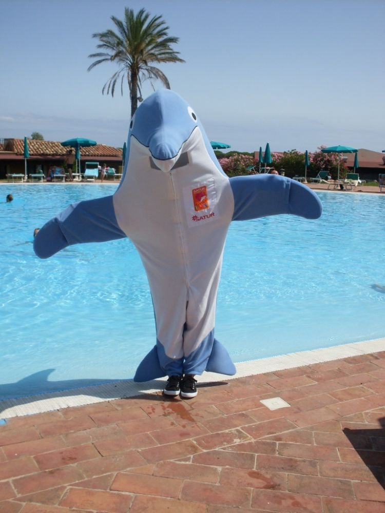 delfin delfi, planet fun, satur, klubova dovolenka, letna dovolenka pri mori