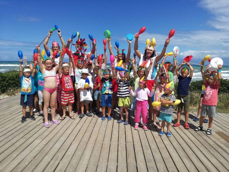 gellina village, satur, planet fun, rodinna dovolenka, klubova dovolenka, letna dovolenka pri mori