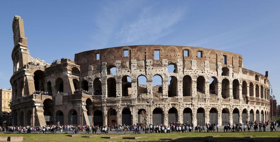 rim, taliansko, koloseum, poznavaci zajazd, poznavacie zajazdy, satur