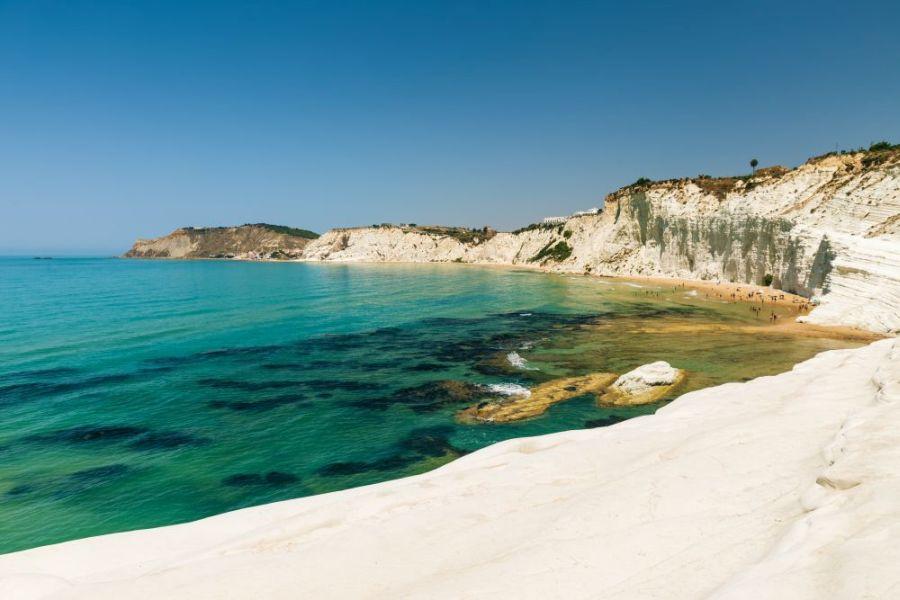 scala dei turchi, taliansko, letna dovolenka pri mori, letna dovolenka v taliansku, satur