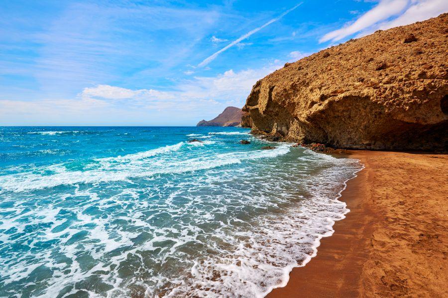costa almeria, spanielsko, andaluzia, letna dovolenka v spanielsku, letna dovolenka pri mori, satur