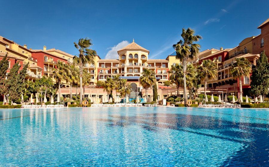 iberostar malaga playa, hotel, spanielsko, andaluzia, satur, letna dovolenka v spanielsku, letna dovolenka pri mori,