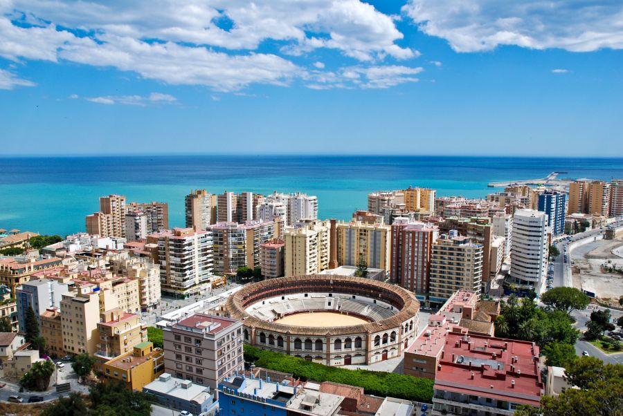 malaga, spanielsko, andaluzia, letna dovolenka pri mori, letna dovolenka v spanielsku, satur