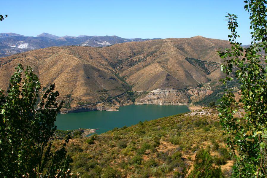 sierra nevada, spanielsko, andaluzia, pohorie, turistika, letna dovolenka pri mori, letna dovolenka v spanielsku, satur