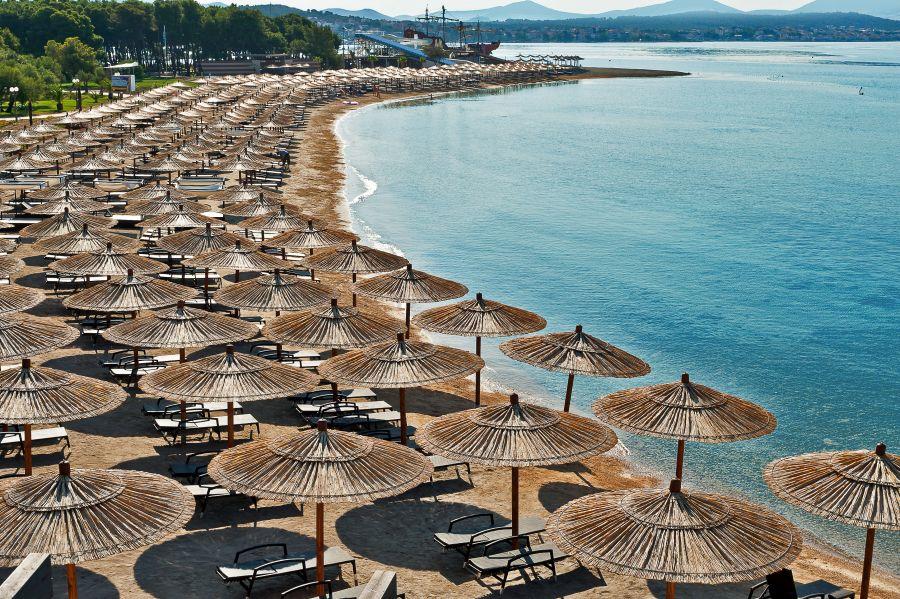 chorvatsko, letna dovolenka v chorvatsku, letna dovolenka pri mori, satur