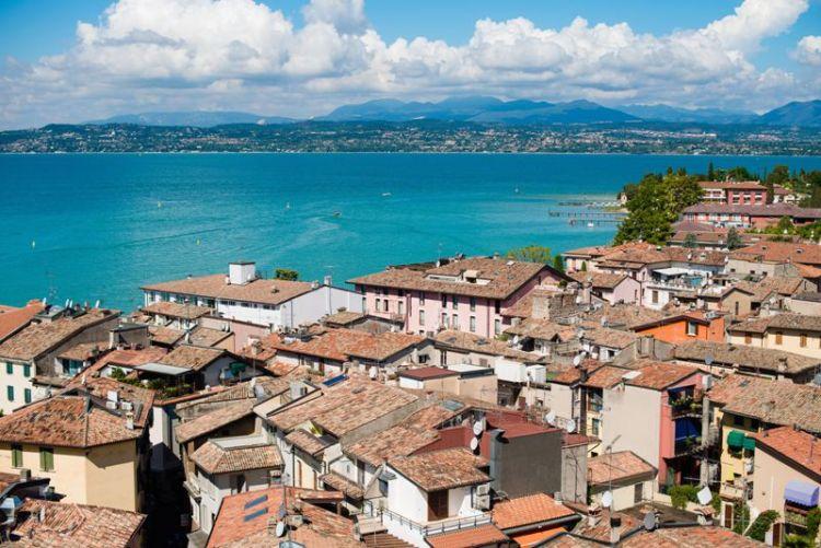 lago di garda, taliansko, dovolenka v taliansku, dovolenka v septembri, talianske jazera, satur