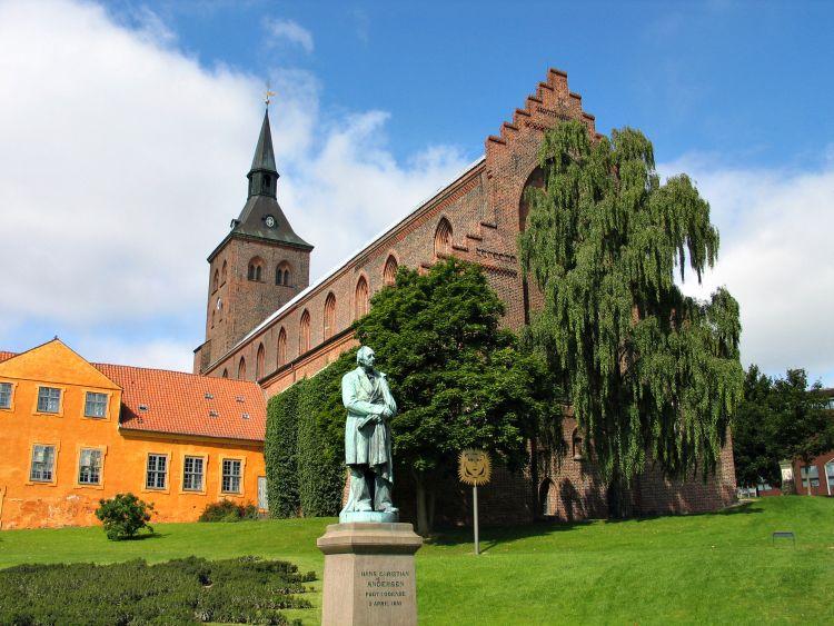 odense, hans christian andersen, muzeum, dansko, rozpravky, poznavaci zajazd, poznavacie zajazdy, satur