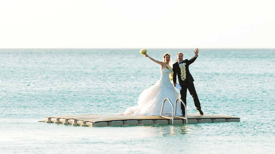 svadba na mauriciu, svadba v exotike, netradicna svadba, satur