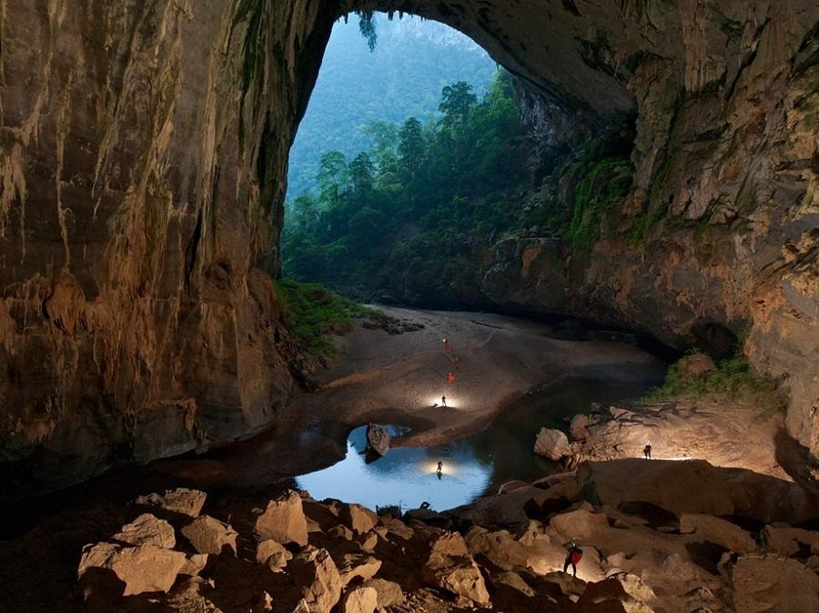 vietnam, jaskyna, hang son doong, najvacsia jaskyna na svete, poznavaci zajazd, poznavacie zajazdy, satur