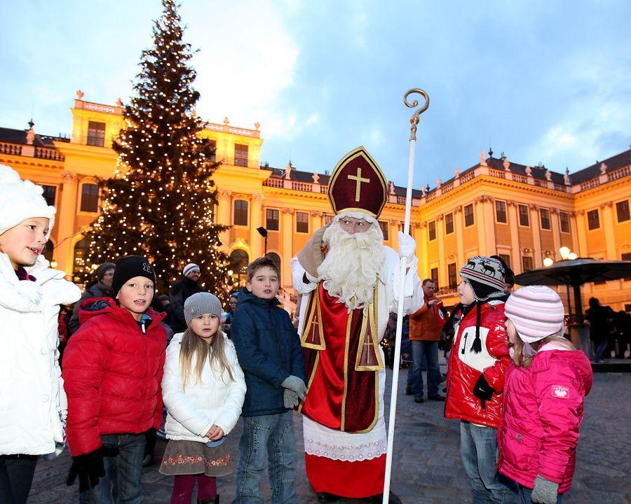 achonbrunn, rakusko, vianocne trhy, vianoce, adventne trhy, poznavaci zajazd, satur