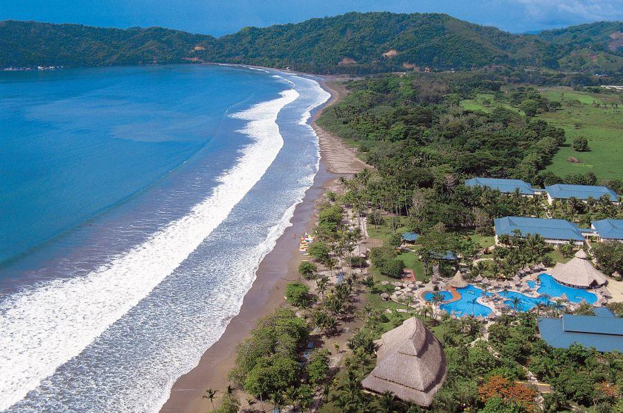 barcelo tambor, kostarika, exoticka dovolenka, dovolenka v exotike, satur