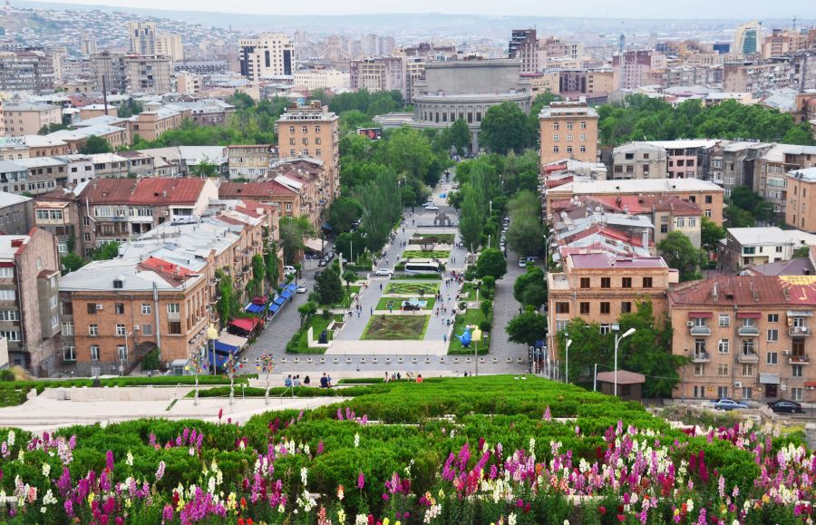 armensko, jerevan, poznavaci zajazd, poznavacie zajazdy, satur